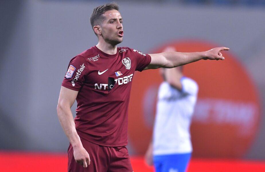"""Surpriză de proporţii. Alex Chipciu rămâne la CFR Cluj! Giovanni Becali: """"A semnat!"""""""