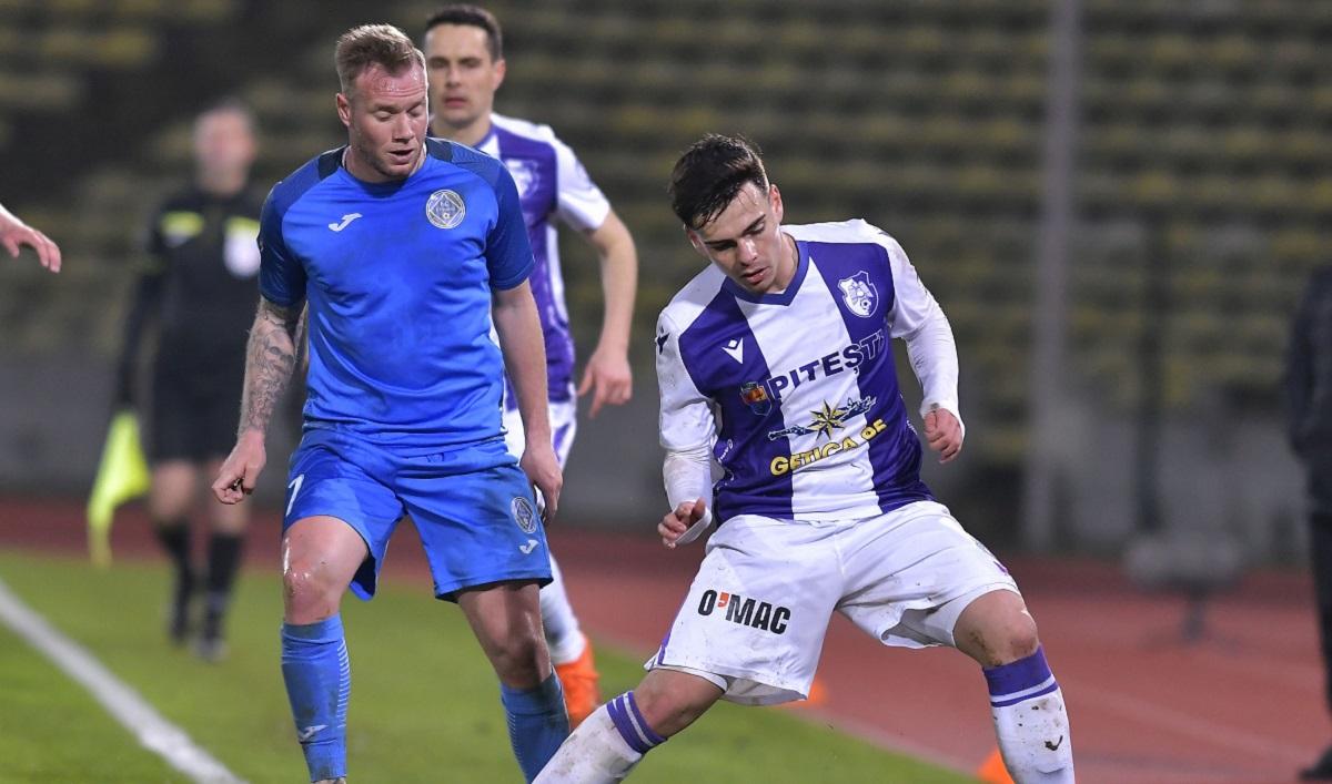 Academica Clinceni - FC Argeș