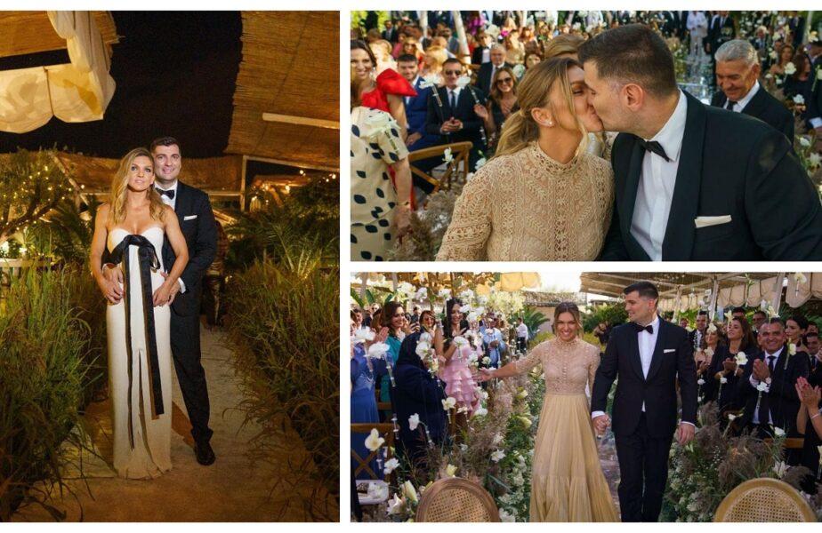 Simona Halep şi Toni Iuruc au plecat în luna de miere. Destinaţia aleasă, la trei zile după nuntă. Cine a dat-o de gol pe campioana noastră!