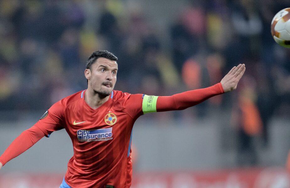 """Constantin Budescu a semnat cu FCSB! Mesaj clar pentru Edi Iordănescu: """"Să joace pe postul pe care dă randament"""""""