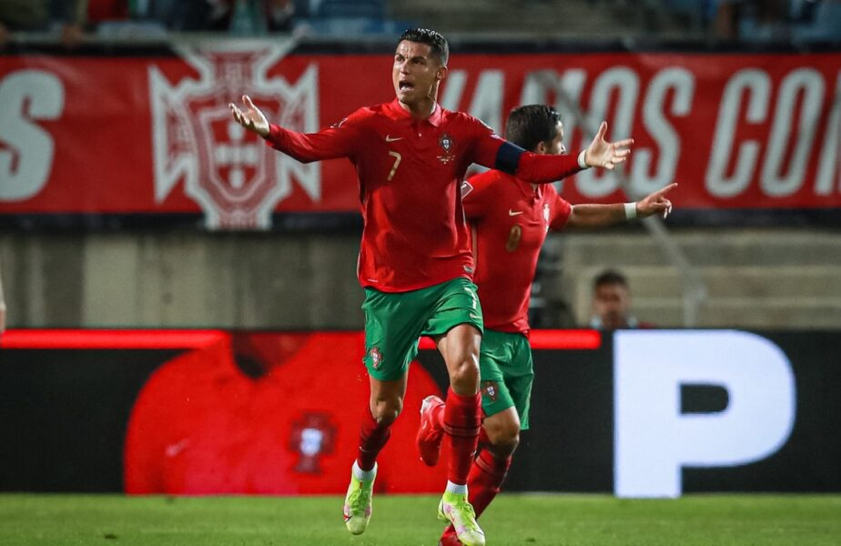 Cristiano Ronaldo e URIAŞ! Un nou record fabulos stabilit de starul portughez în Portugalia – Luxemburg