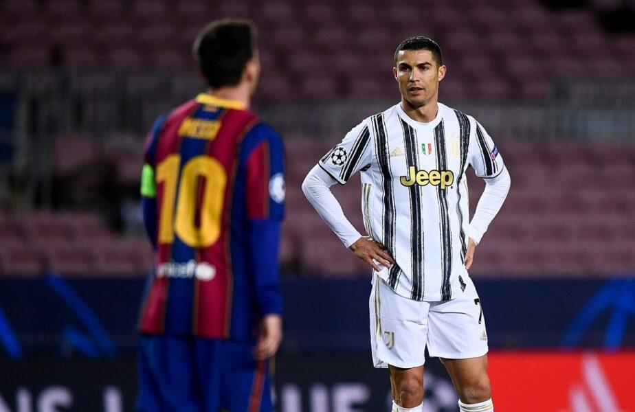 """Cristiano Ronaldo, savuros: """"Messi este cel mai bun fotbalist împotriva căruia am jucat vreodată, dar îmi pui întrebarea greșită!"""""""