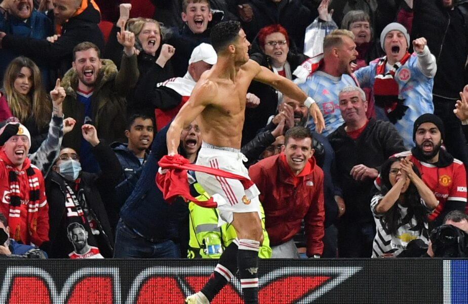 """Cristiano Ronaldo e Mister Champions League! """"Am făcut istorie la acest club şi vreau să fac din nou"""". Mesaj superb pentru fanii lui Manchester United"""