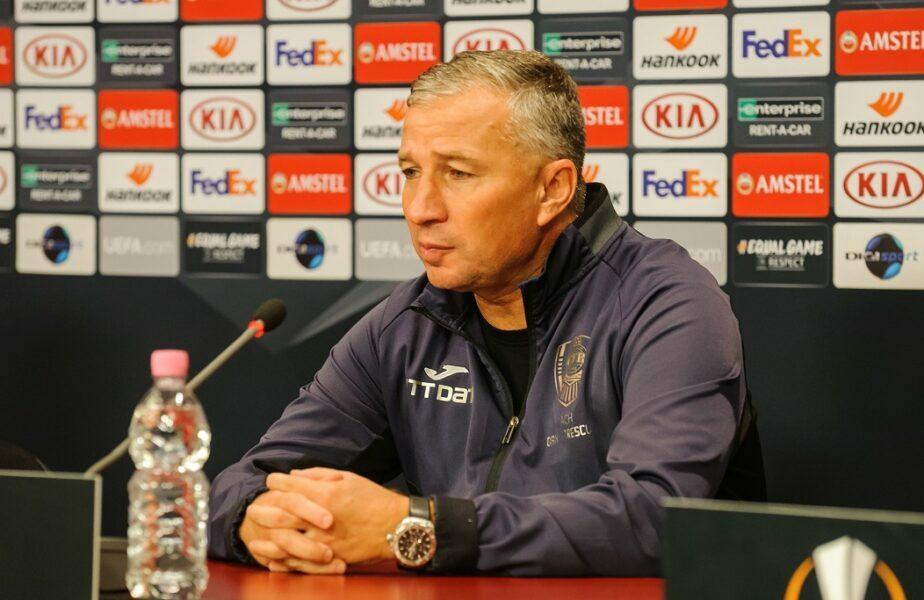 """Vestea momentului pentru Dan Petrescu! Ce au decis şefii lui CFR Cluj: """"Au fost discuţii interne, asta e tendinţa"""""""