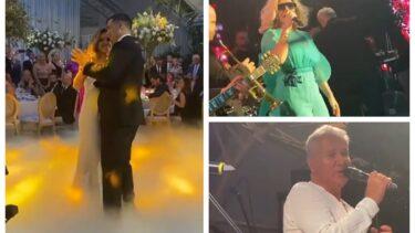 Simona Halep şi Toni Iuruc, spectaculoşi la nuntă! Cum au atras toate privirile cu primul lor dans de după ce s-au căsătorit. Imagini de colecţie