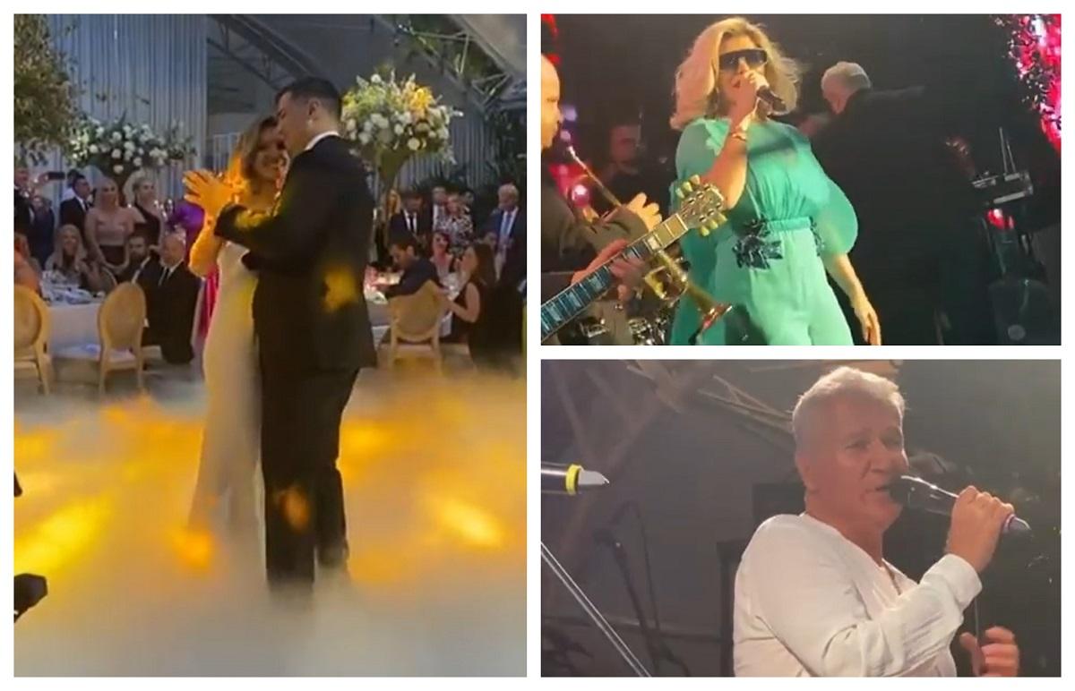 Dansul cu care Simona Halep şi Toni Iuruc şi-au uluit invitaţii