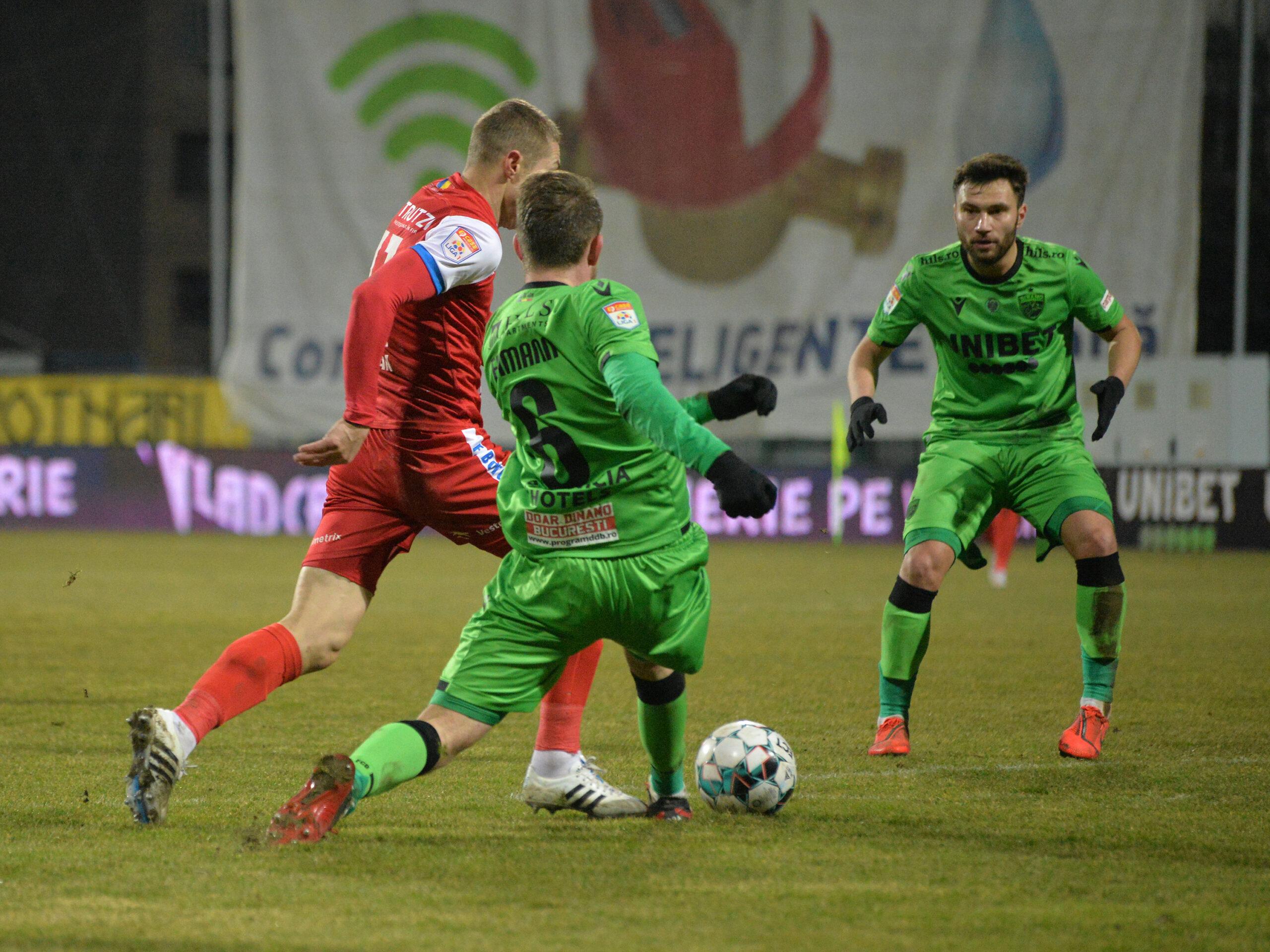 Dinamo - FC Botoşani