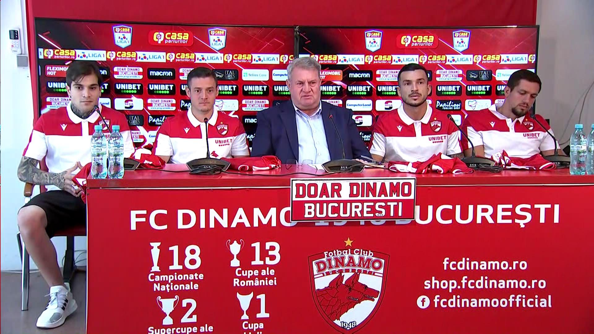 Cum a fost ales noul decar al lui Dinamo