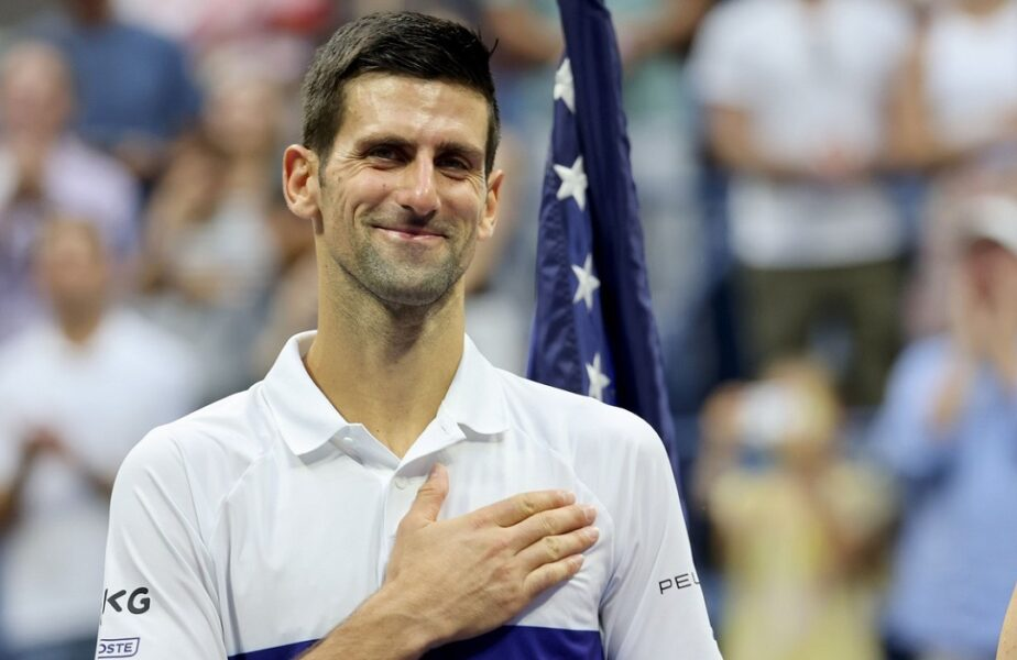 """Novak Djokovic, gest de mare campion după finala de la US Open! Mesaj uriaş pentru Emma Răducanu: """"Eşti fantastică"""". Ce i-a transmis lui Daniil Medvedev"""