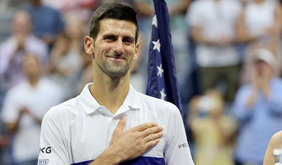 Novak Djokovic, mesaj spectaculos pentru Emma Răducanu