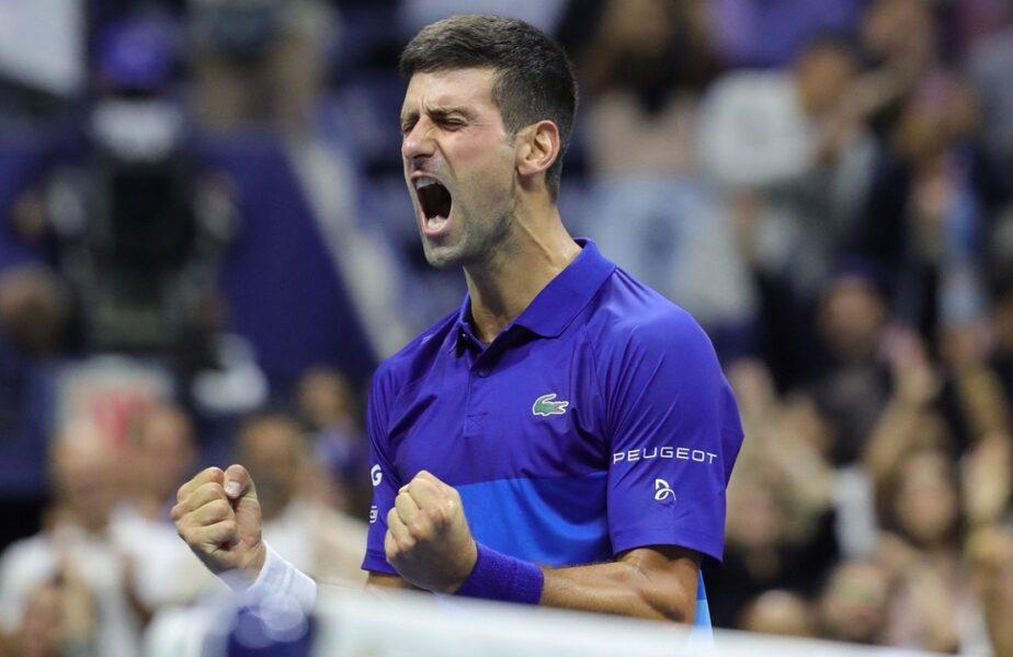 Novak Djokovic s-a calificat în finala de la US Open 2021 după un thriller cu Alexander Zverev. Sârbul, la un pas de o performanţă magică!