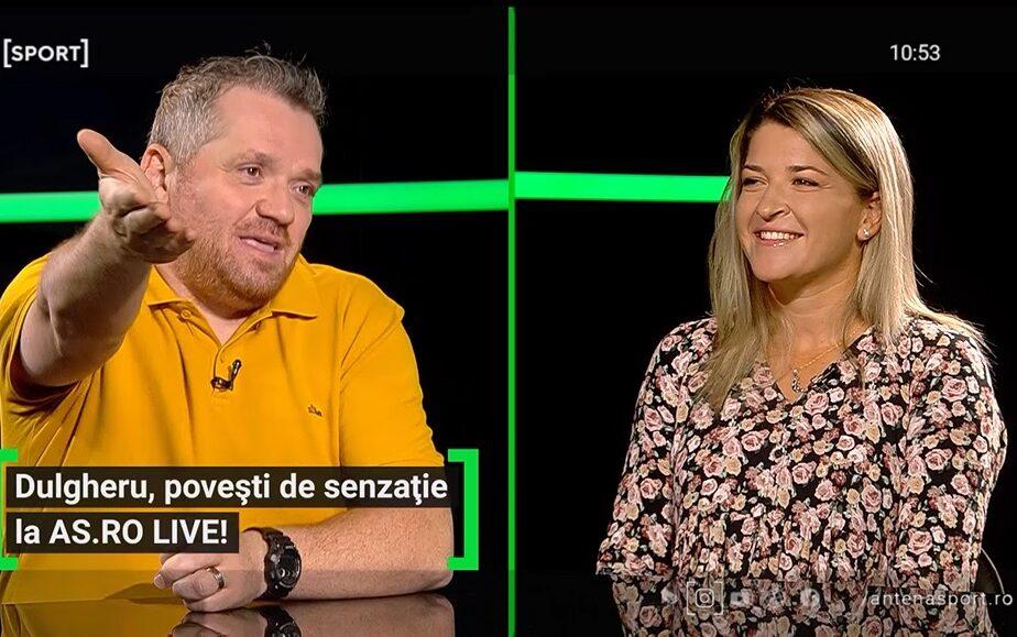 """Dulgheru, la momentul sincerității! Marea dorință a sportivei! Cine este tenismenul care-i place cel mai mult! Alexandra, genială când a venit vorba de câștiguri din tenis: """"Wow! Mă gândeam: unde or fi banii ăia! :)"""""""