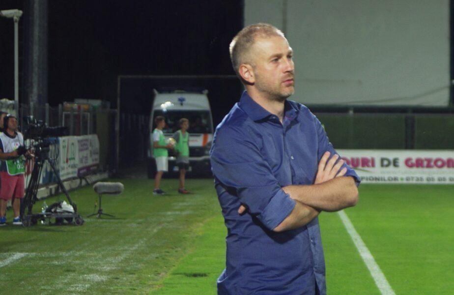 Edi Iordănescu, făcut praf după Chindia - FCSB 0-1