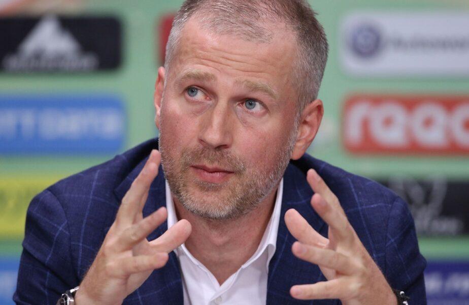 Edi Iordănescu, declaraţii de luptă după FCSB - Dinamo 6-0