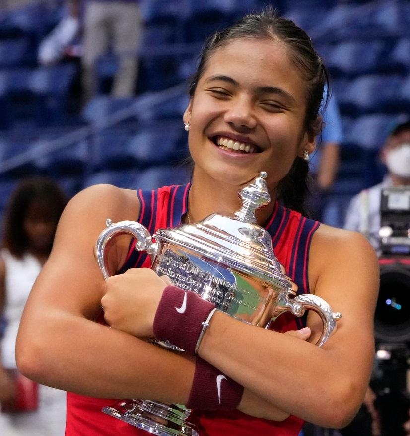 Emma Răducanu a scris istorie la US Open 2021