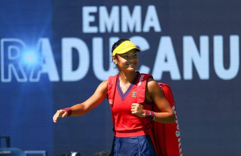 """Emma Răducanu, prima reacţie după ce s-a calificat în semifinale la US Open 2021. A scris istorie la 18 ani. """"Este un vis devenit realitate!"""""""