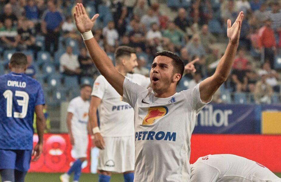 Enes Sali, la 15 ani, a devenit cel mai tânăr marcator din Liga 1! Noul favorit al lui Gică Hagi a dat lovitura chiar în prima zi de şcoală