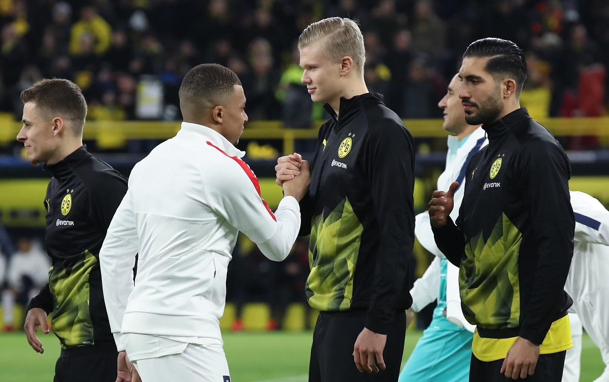 Erling Haaland şi Kylian Mbappe pot ajunge la Real Madrid