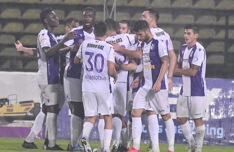 FC Argeș – Chindia Târgoviște 0-0. Oaspeții au ratat un penalty! Greab a salvat un punct pentru piteșteni