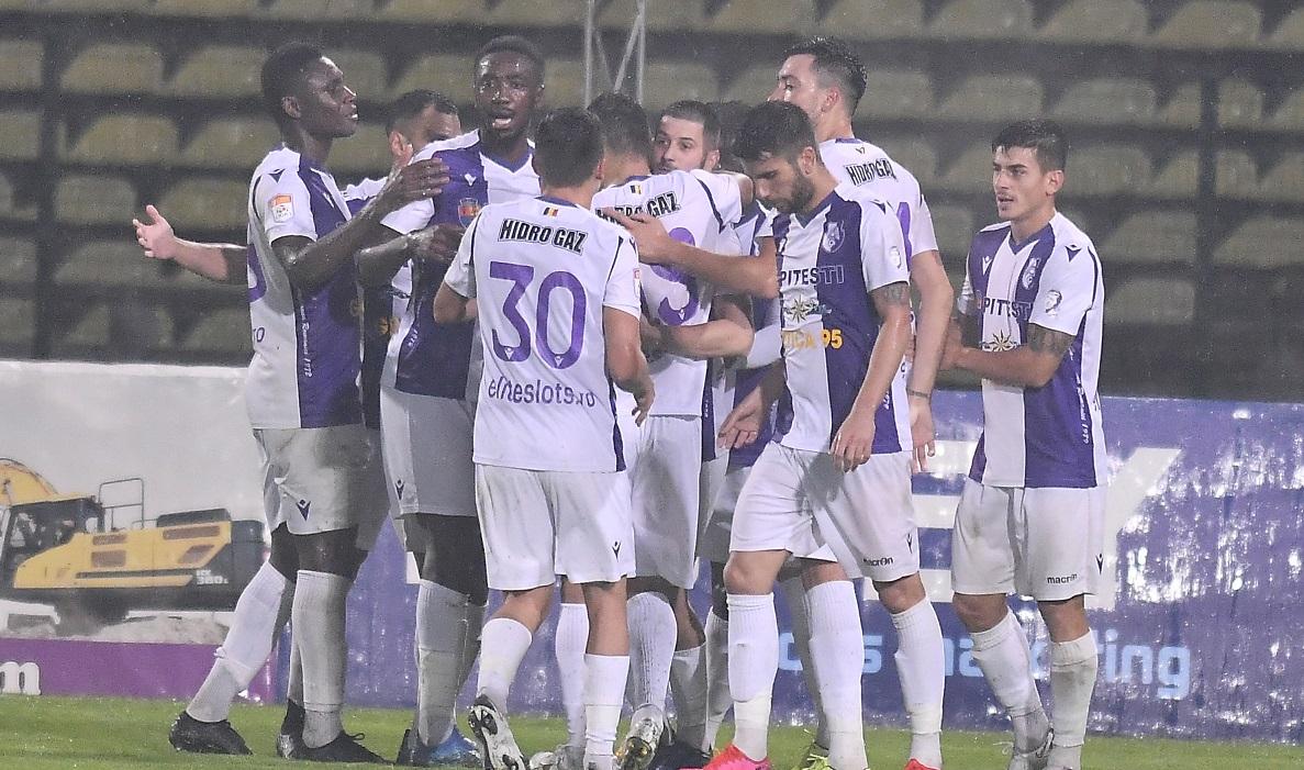 FC Argeș - Chindia