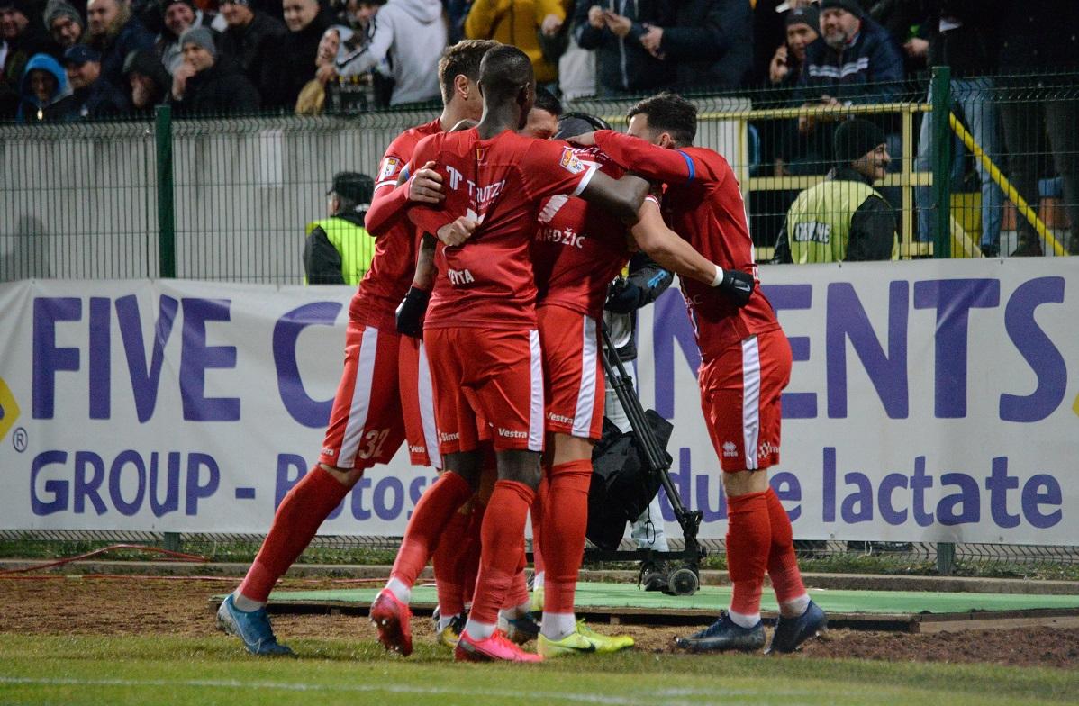 CS Mioveni - FC Botoșani