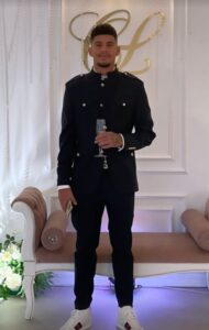 Florinel Coman, la nunta lui Florin Tănase