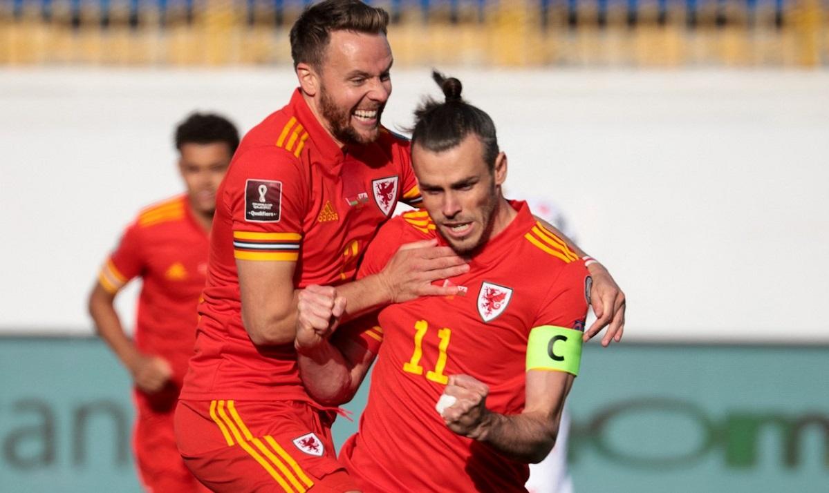 Gareth Bale a reu;in un hattrick cu Belarus