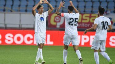 Rapid – Gaz Metan Mediaş 1-2. Nebunie pe Arena Naţională! Vlad Morar l-a executat pe Moldovan cu un lob superb