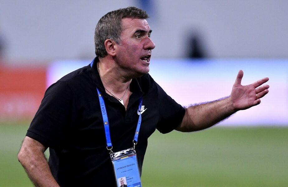 """""""Arbitrilor le e teamă de Hagi!"""" Unul dintre cei mai longevivi antrenori din Liga 1 iese la atac: """"Eu nu sunt tratat ca Petrescu sau Iordănescu!"""""""