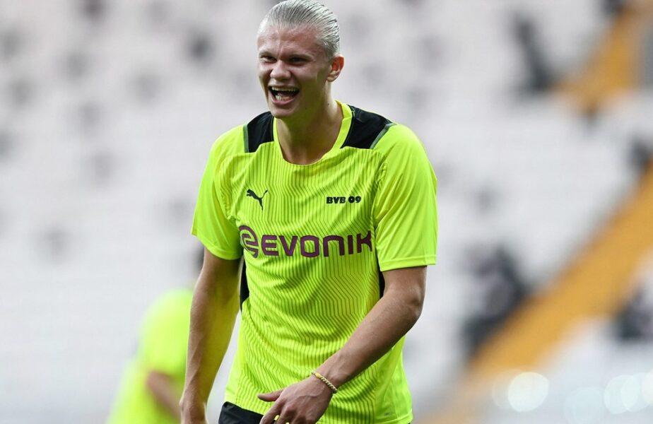 """Erling Haaland, """"Tunetul Nordului""""! Statistici incredibile pentru starul norvegian în UEFA Champions League"""