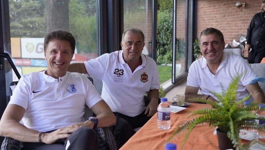 """Galatasaray – Farul 1-3! Victorie mare pentru """"Regele"""" Hagi în faţa """"Împăratului"""" Therim. Moruţan, titular"""
