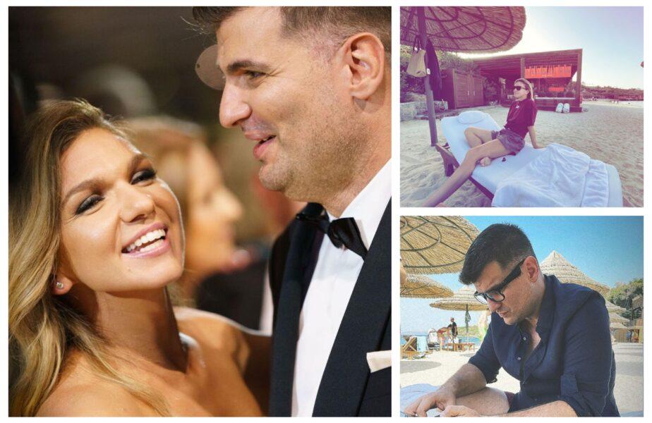 Simona Halep şi-a încântat fanii cu primele imagini din luna de miere. Modul în care se menţine în formă şi cum se relaxează alături de Toni Iuruc