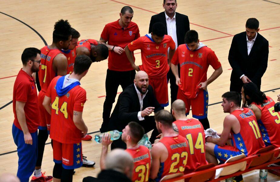 """Revoluţie în sportul românesc. Un sportiv de legendă vrea să scoată baschetul din anonimat: """"Am preluat federaţia mult sub limită"""""""