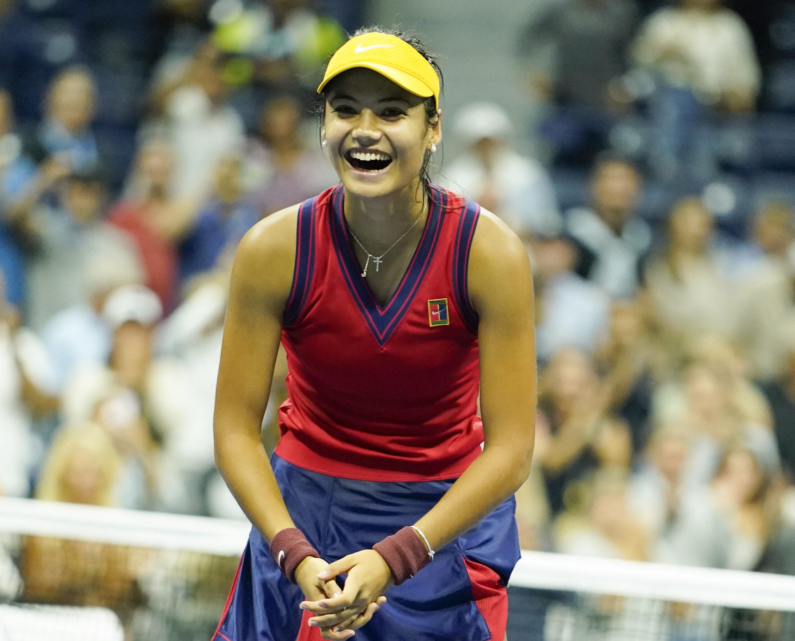 Emma Răducanu și-a ales antrenorul pentru Transylvania Open
