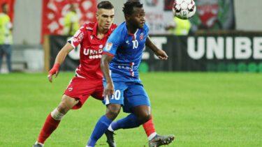 """Valeriu Iftime a anunţat de ce exclude varianta transferului lui Hervin Ongenda la FCSB. """"Dacă-l dăm, mă duc şi eu! Mă las de fotbal fără el"""""""