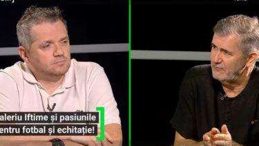"""Valeriu Iftime, dezvăluire savuroasă. Cum a reacţionat Olimpiu Moruţan în momentul în care a aflat că îl vrea Gigi Becali: """"A uitat bocancii acasă!"""" Ce a spus despre patronul FCSB"""