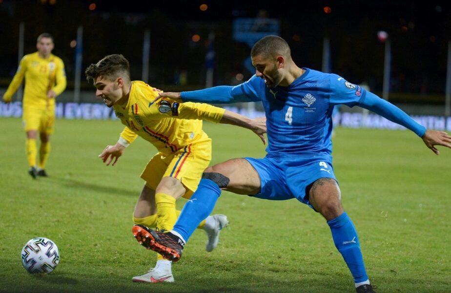 Tricolorii, pregătiţi pentru duelul decisiv cu Islanda-România! Cine va purta numărul 10 în această seară? Decizia lui Mirel Rădoi