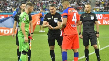 """Istvan Kovacs, cu cărțile pe față! Ce spune despre momentul """"dispari"""" și eliminarea lui Filip, în FCSB – Dinamo! Marea dorință a centralului"""