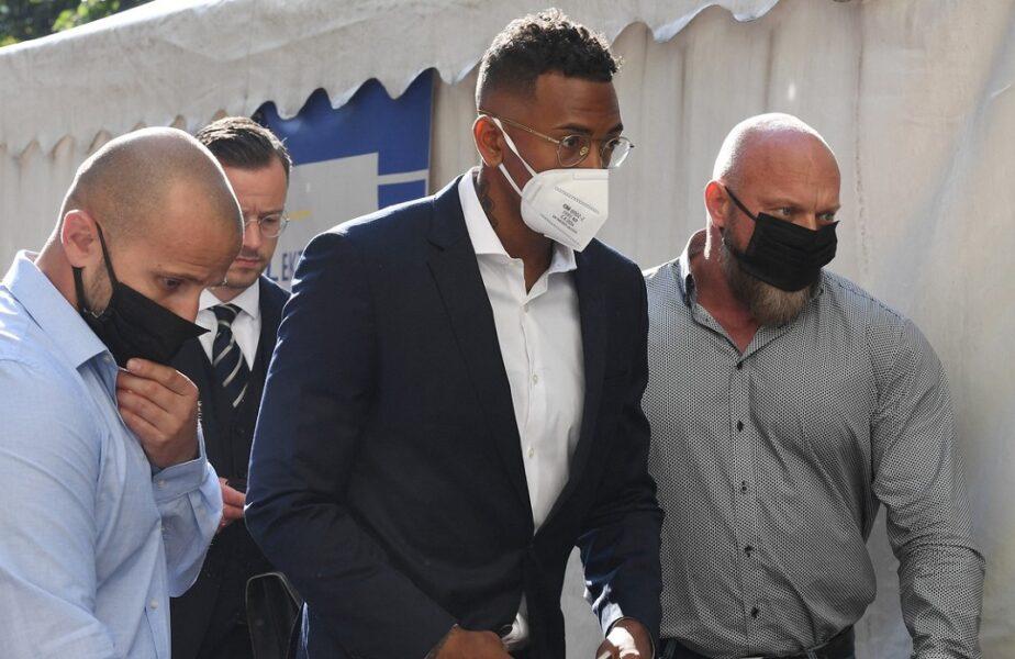 Jerome Boateng a fost condamnat pentru violenţă domestică! Suma uriaşă pe care trebuie să o plătească. Riscă să stea o lungă perioadă după gratii