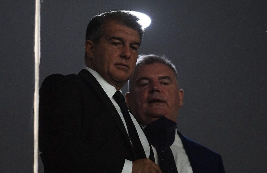 Benfica – Barcelona 3-0 | Întâlnire de urgenţă până la 4 dimineaţa după dezastrul din Portugalia. Lista lui Laporta pentru înlocuirea lui Koeman