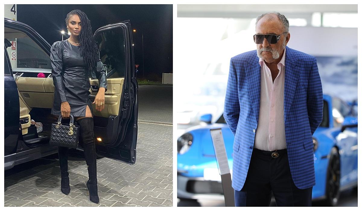 Laurette Adindehou este într-o relaţie cu Magaye Gueye