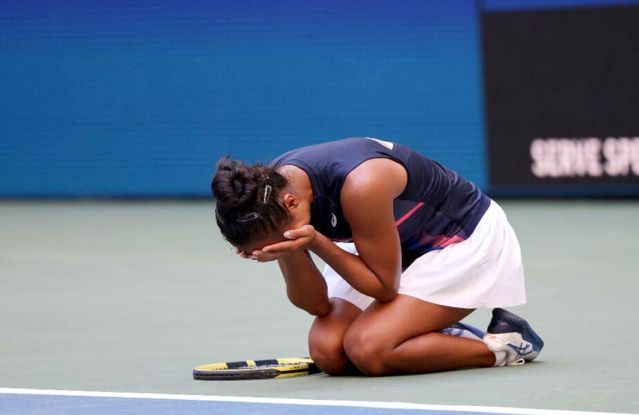 Leylah Fernandez, surpriza uriaşă de la US Open