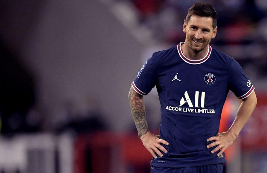 """""""Efectul Messi"""", un tun financiar! Calculele făcute de L'Equipe sunt uluitoare. Cât a câştigat PSG după transferul lui Lionel Messi"""