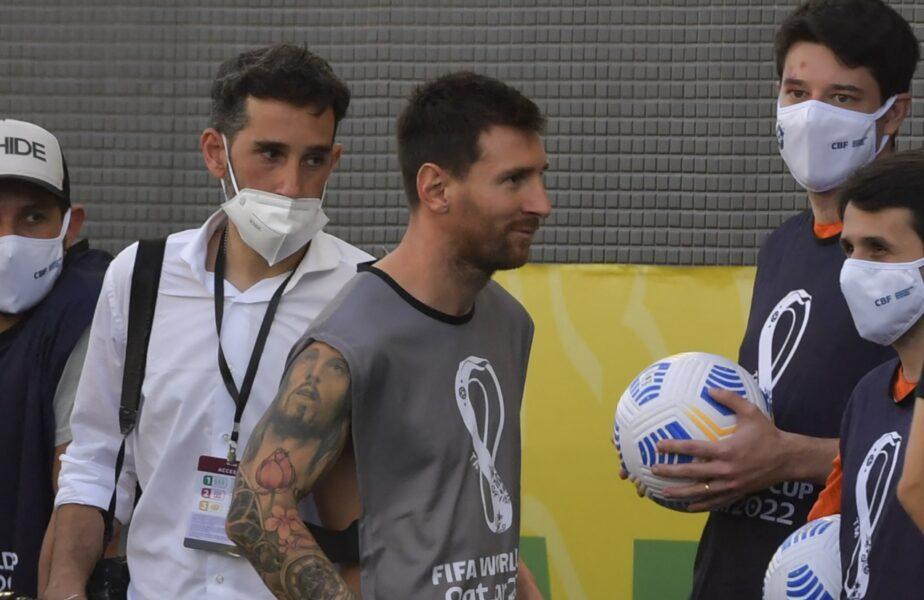 """Lionel Messi a rupt tăcerea: """"M-aţi tratat ca pe un eşec. Nu suntem cei mai buni din lume"""""""