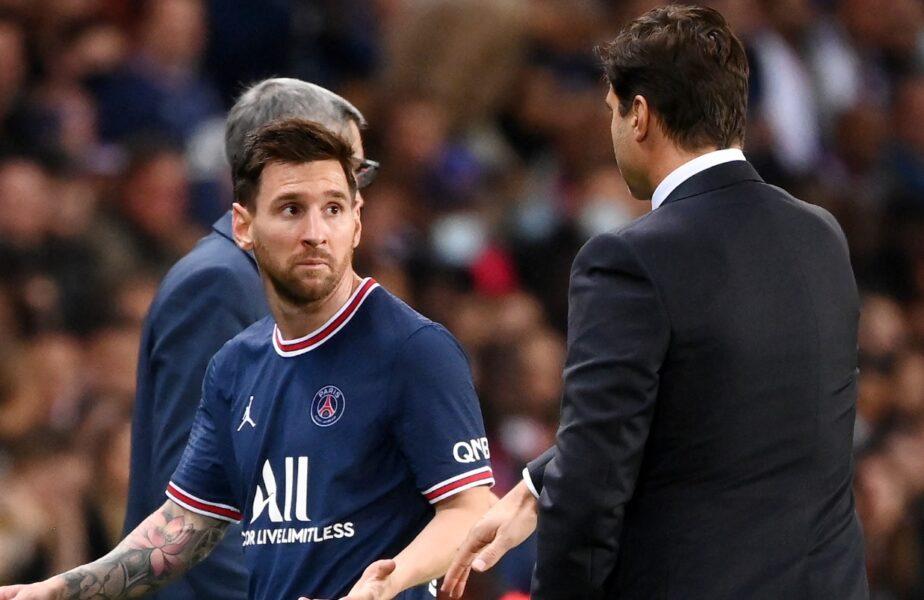 Când revine Lionel Messi la PSG după scandalul cu Pochettino. Anunţul făcut de francezi
