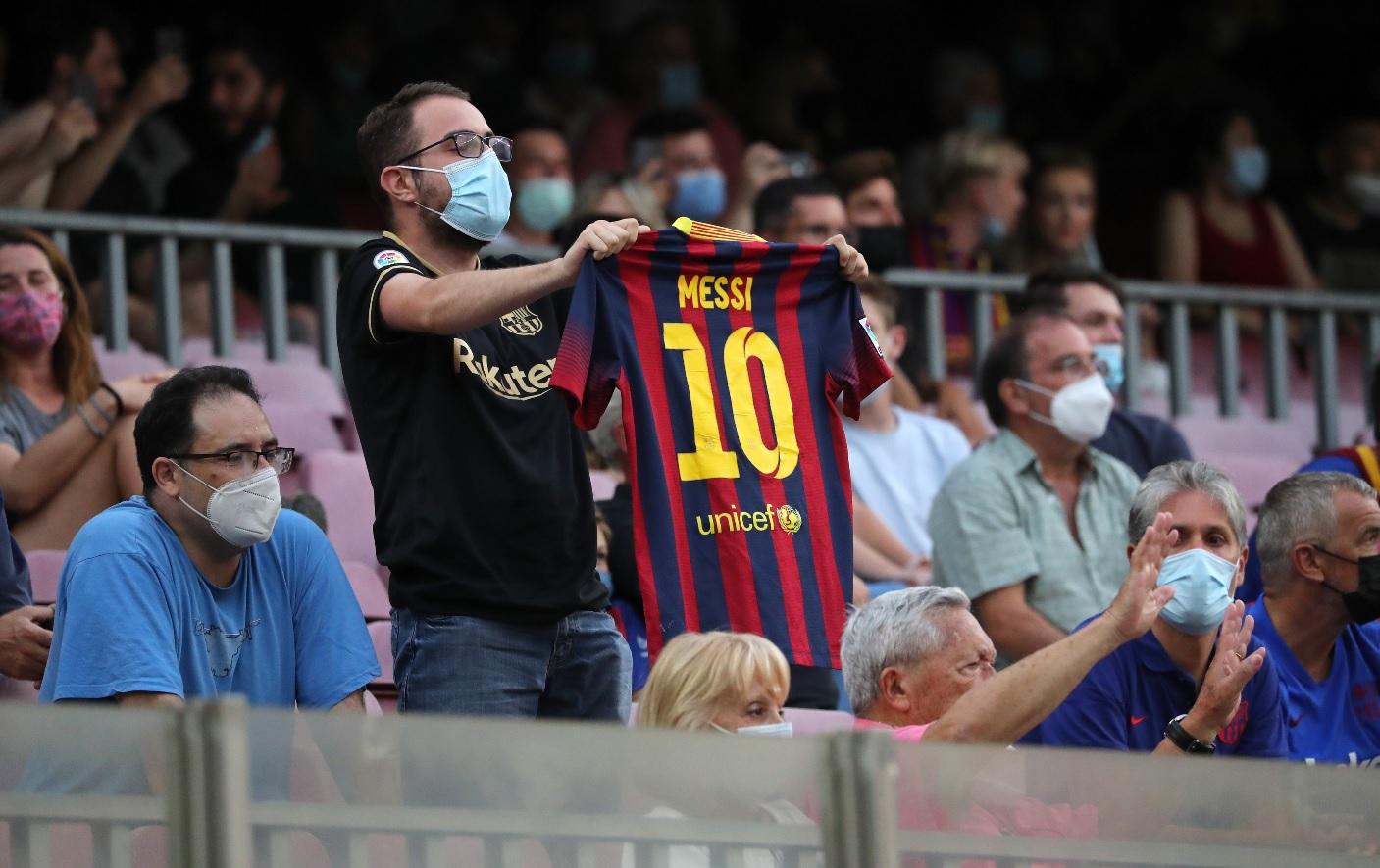 No pressure, kid! Barcelona a ales noul număr 10. Cine va fi urmaşul lui Lionel Messi