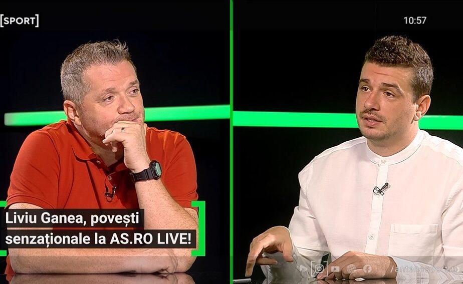 """Ca la noi, la nimeni! """"Ori bacul, ori fotbalul!"""" Liviu Ganea, pus să aleagă de Mircea Rednic. Atacantul a fost tras pe linie moartă după ce a ales să dea examenul"""
