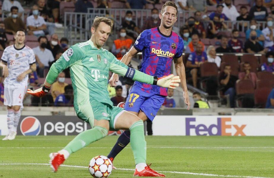 """Vedetele catalanilor, puse la zid! """"Kapetanos arăta mai bine decât Luuk De Jong"""" :) Concluzie dură după Barcelona – Bayern 0-3"""