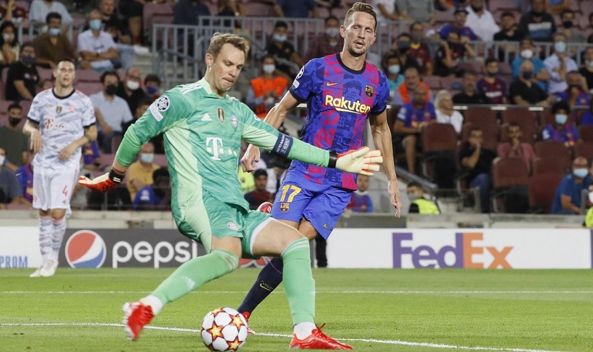 Luuk de Jong a fost transferat de Barcelona în ultima oră de mercato