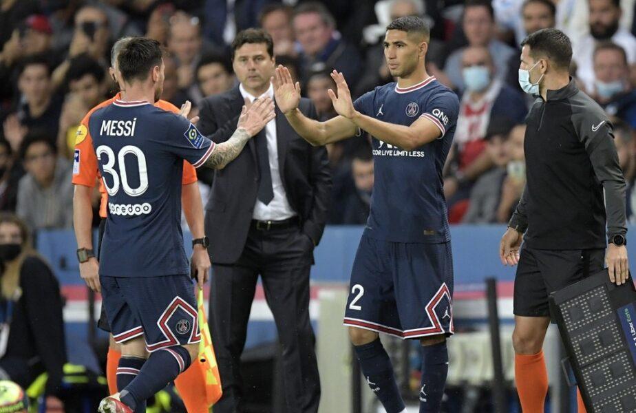 """Şeicul care a anunţat, în premieră, transferul lui Lionel Messi la PSG, l-a avertizat pe Mauricio Pochettino. """"Ar trebui să ştii asta!"""""""